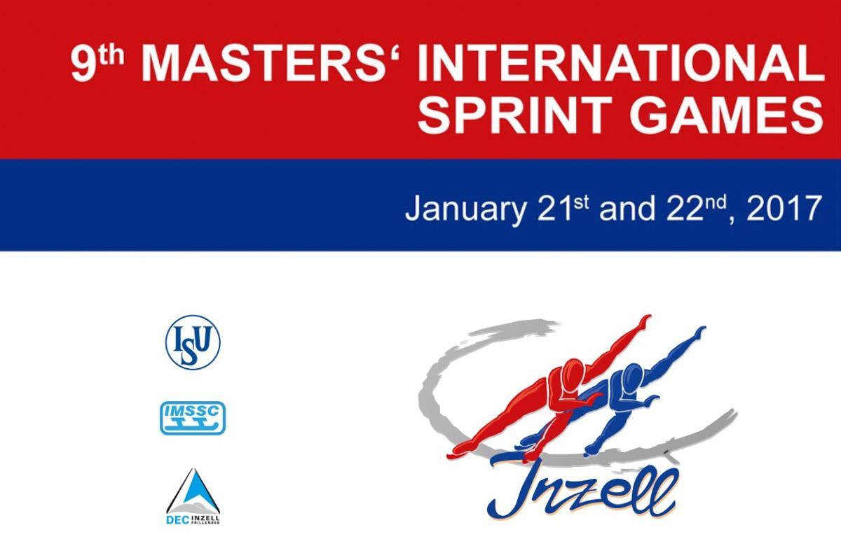 2x Goud en 2x Zilver op WK Sprint voor Masters