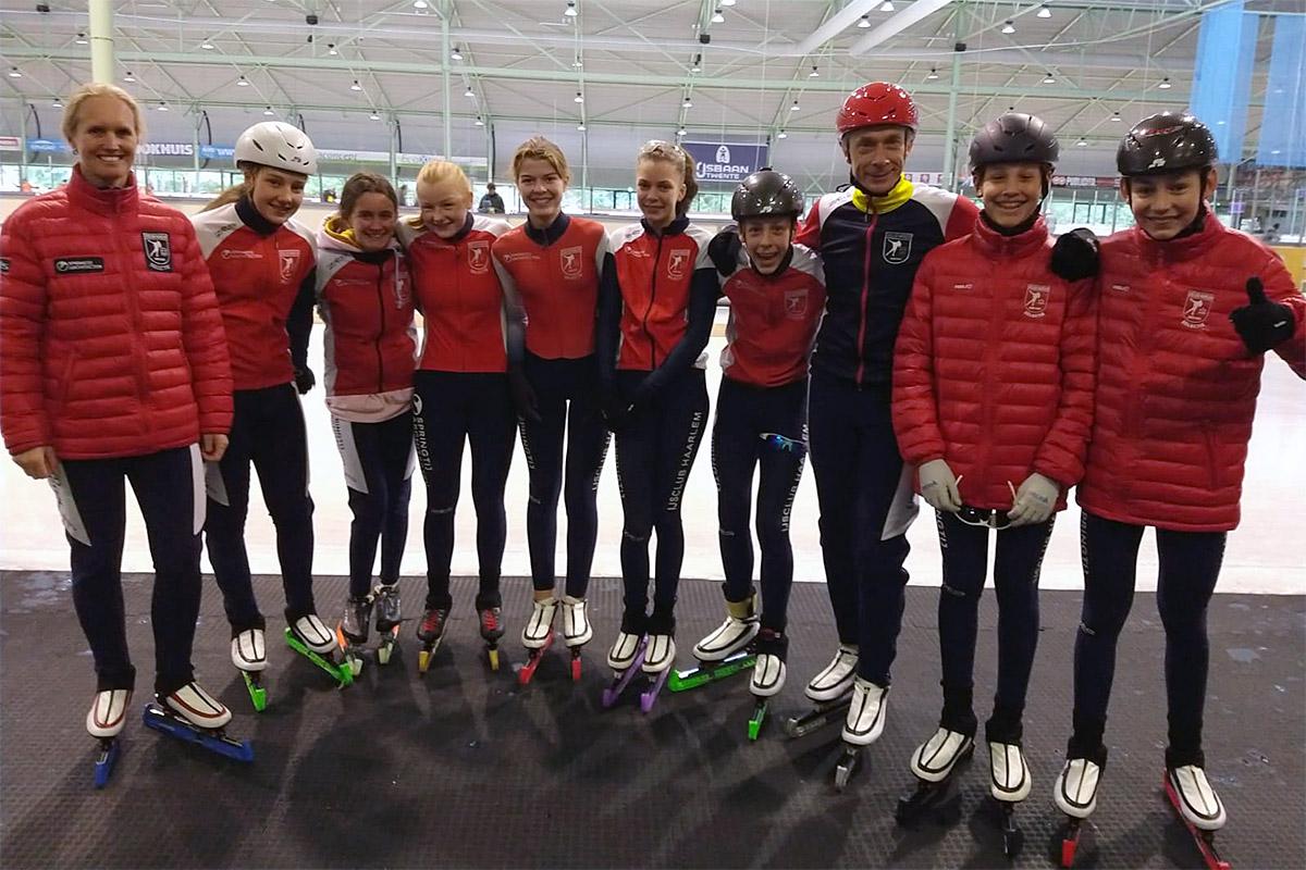 Traingskamp Enschede Clubselectie Junioren-C