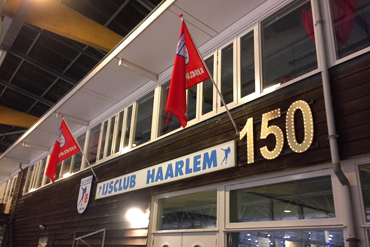 Jubileumfeest IJsclub Haarlem 150 jaar