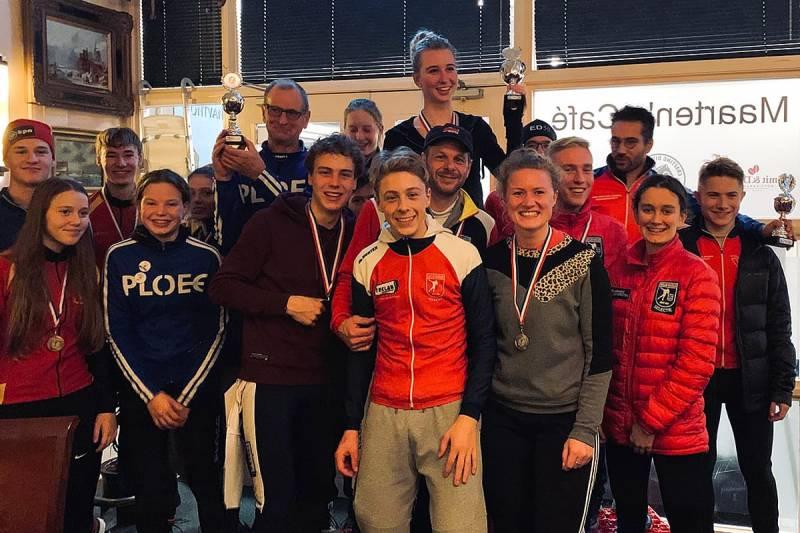 Podium Haarlem Trofee 2019