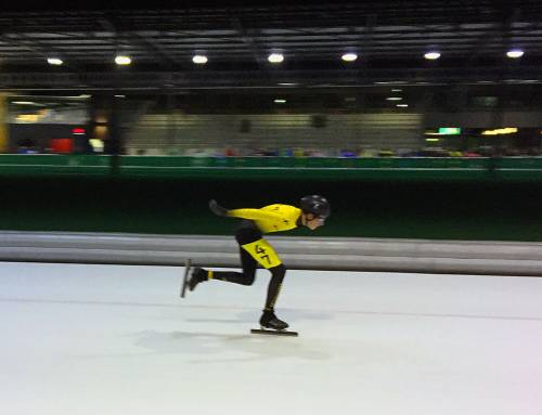 Jesse Vollaard 2e  in eerste Zesbanen competitie