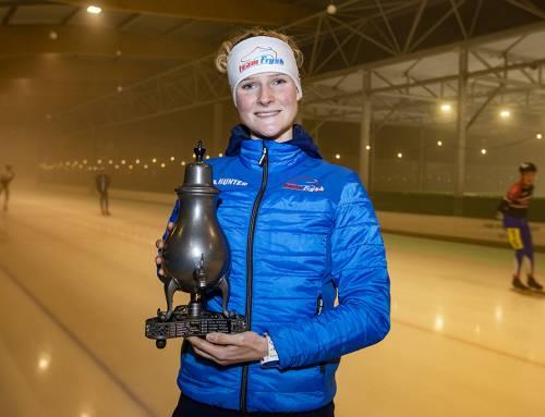 Kraantje Lek 2019 gewonnen door Esther Kiel