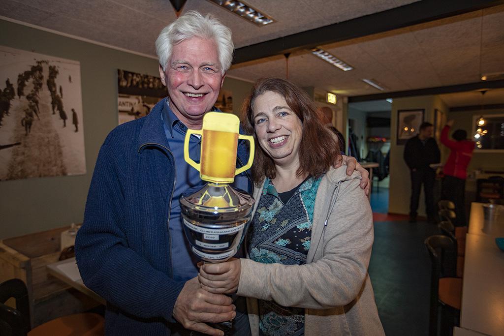 IJsclub Haarlem bekendmaking nieuwe naam kantine