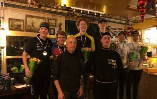 Podium Klaas Pander Memorial 2019