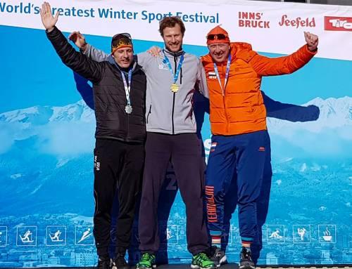 Gouden medailles voor Nederland op Olympische spelen der Masters